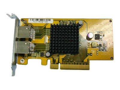 QNAP LAN-1G2T-U - network adapter - 2 ports