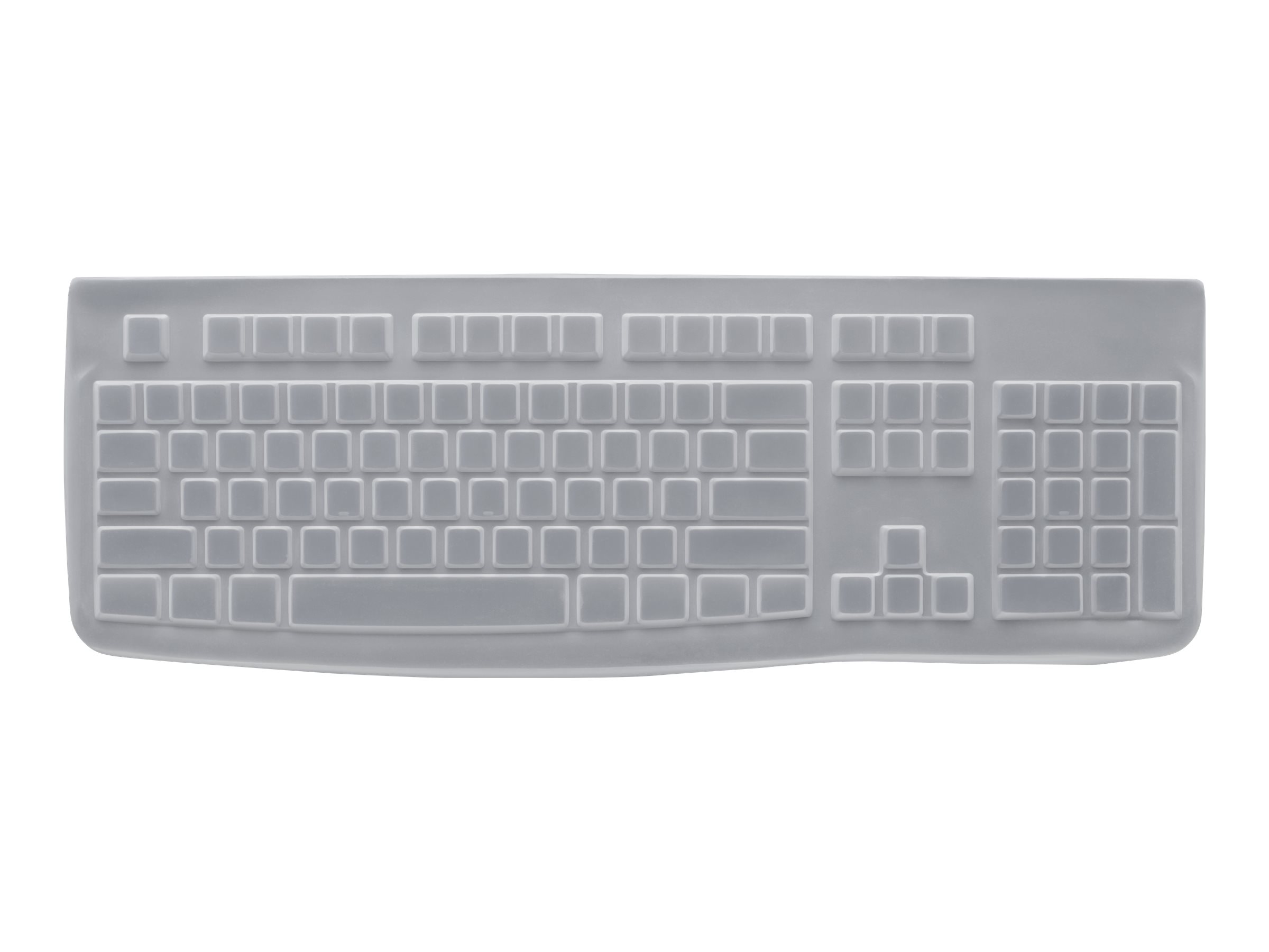 Logitech K120 Keyboard for Education with Protective Keyboard Cover - keyboard