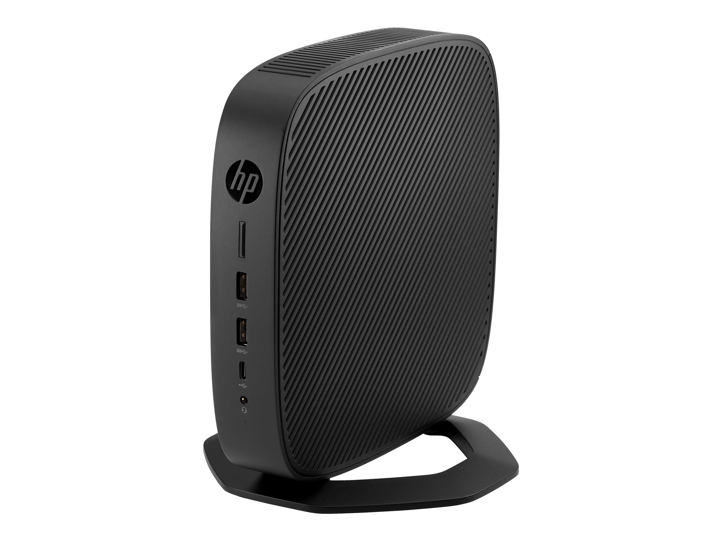 HP t640 - SFF - Ryzen Embedded R1505G 2.4 GHz - 8 ...
