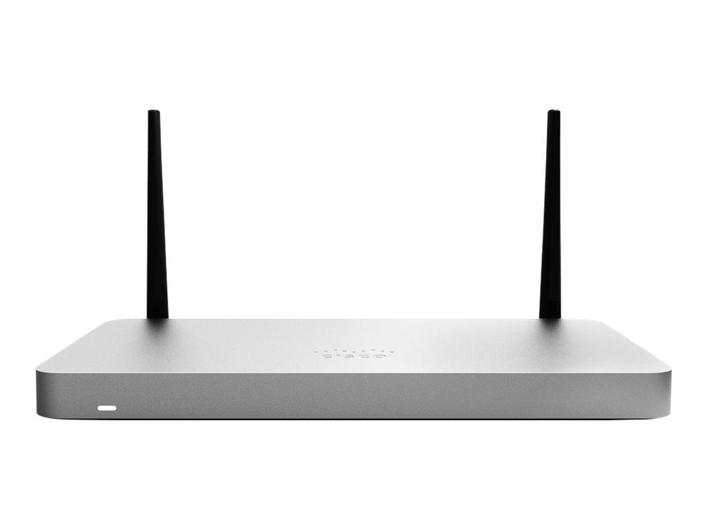 Cisco Meraki MX68CW - security appliance