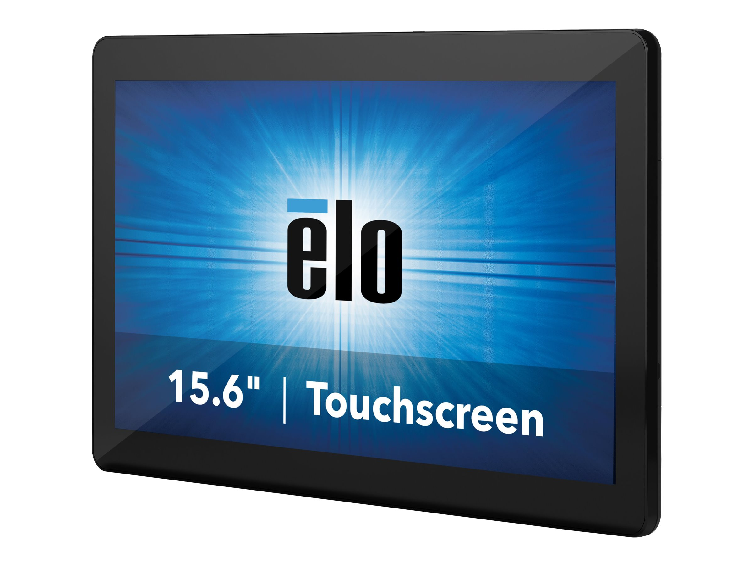 Elo I-Series 2.0 - all-in-one - Core i5 8500T 2.1 GHz - vPro - 8 GB - SSD 128 GB - LED 15.6