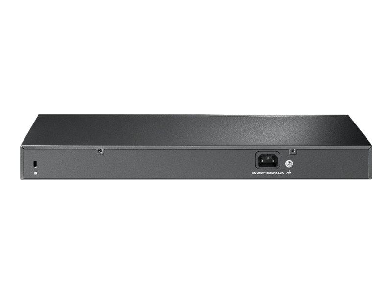 TP-Link JetStream TL-SG1218MPE - switch - 16 ports - smart - rack-mountable