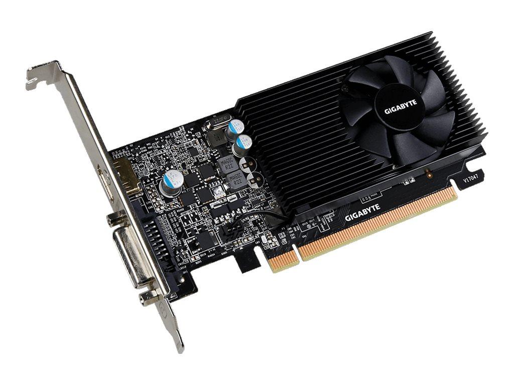 Gigabyte GV-N1030D5-2GL - graphics card - GF GT 1030 - 2 GB