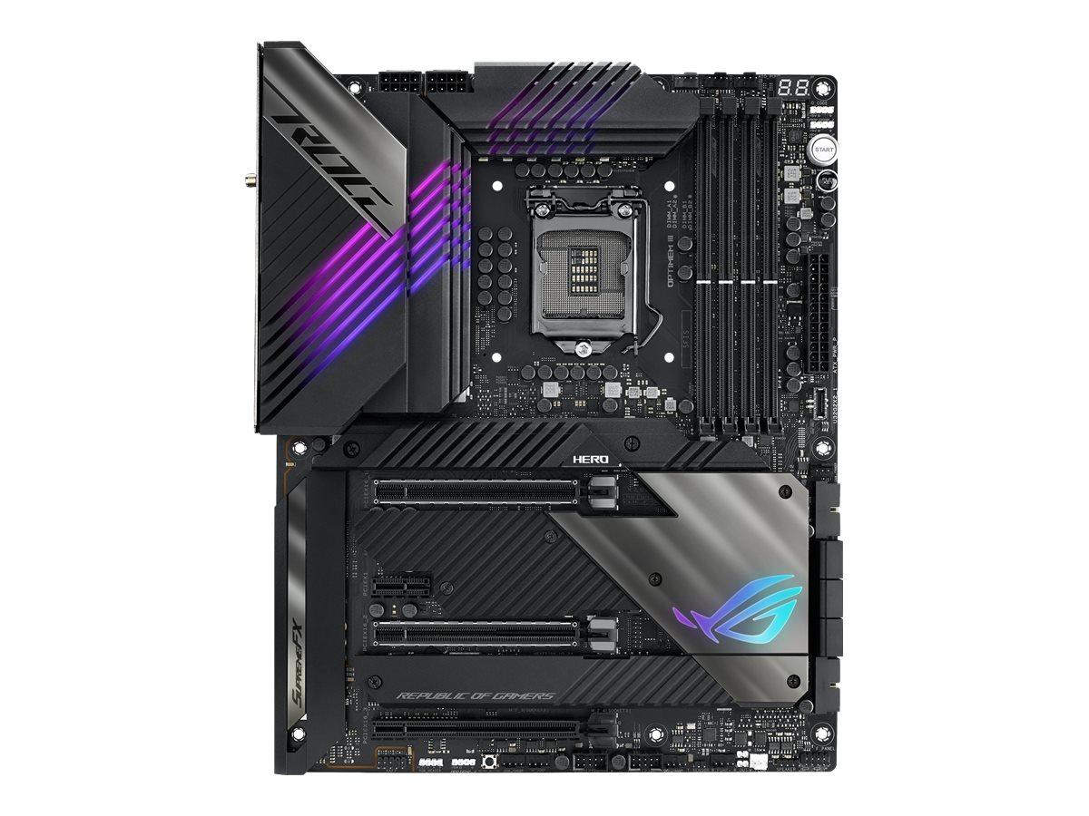 ASUS ROG MAXIMUS XIII HERO - motherboard - ATX - LGA1200 Socket - Z590