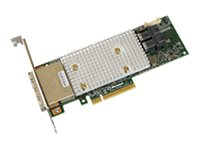 Microchip Adaptec SmartRAID 3154-8i16e - storage controller (RAID) - SATA 6Gb/s / SAS 12Gb/s - PCIe 3.0 x8