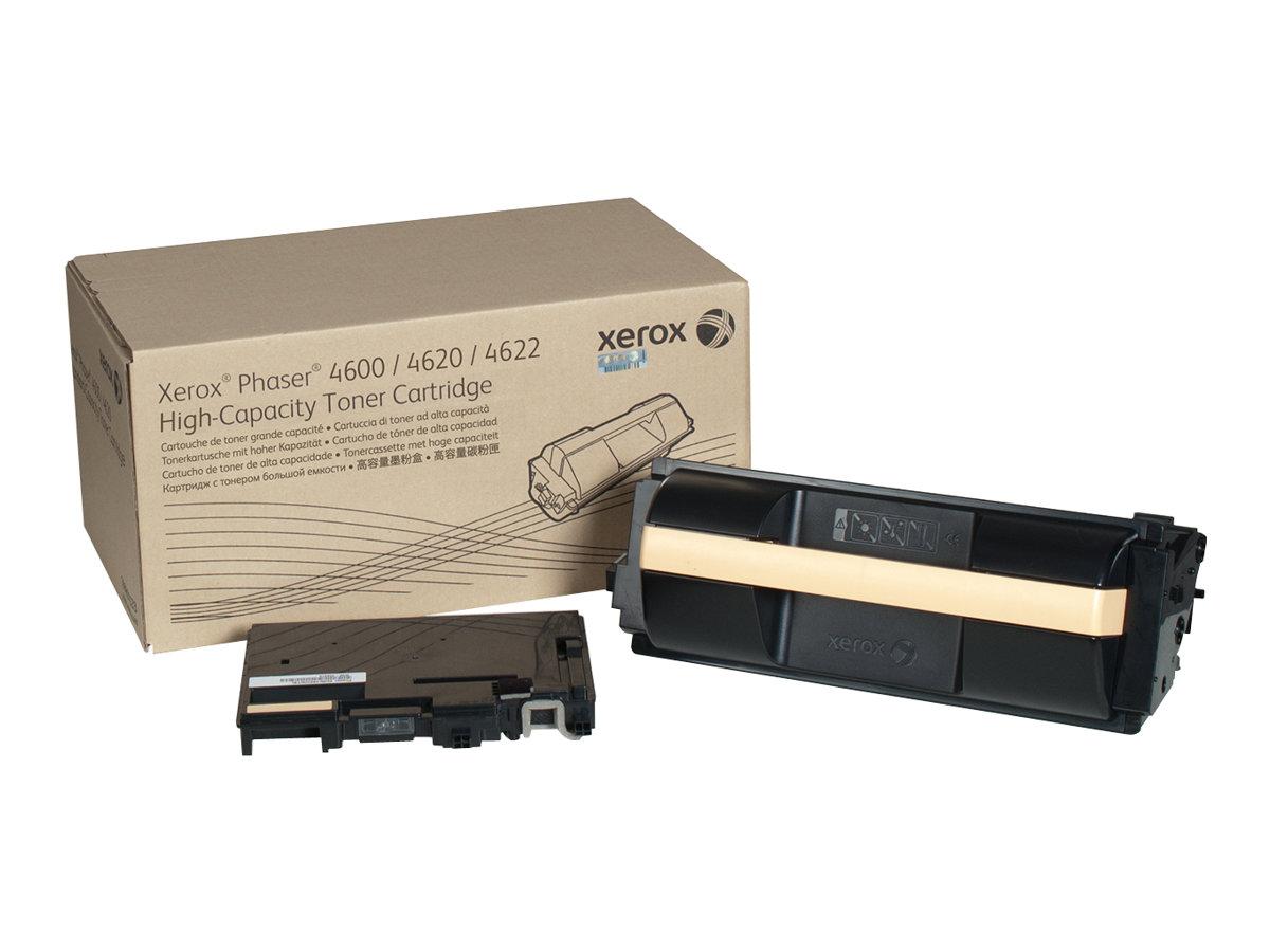 Xerox Phaser 4622 - High Capacity - black - original - toner cartridge
