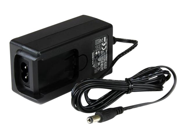 StarTech.com Universal Replacement Power Adapter - DC 5 Volts, 3 Amps Power Adapter (SVA5M3NEUA) - power adapter