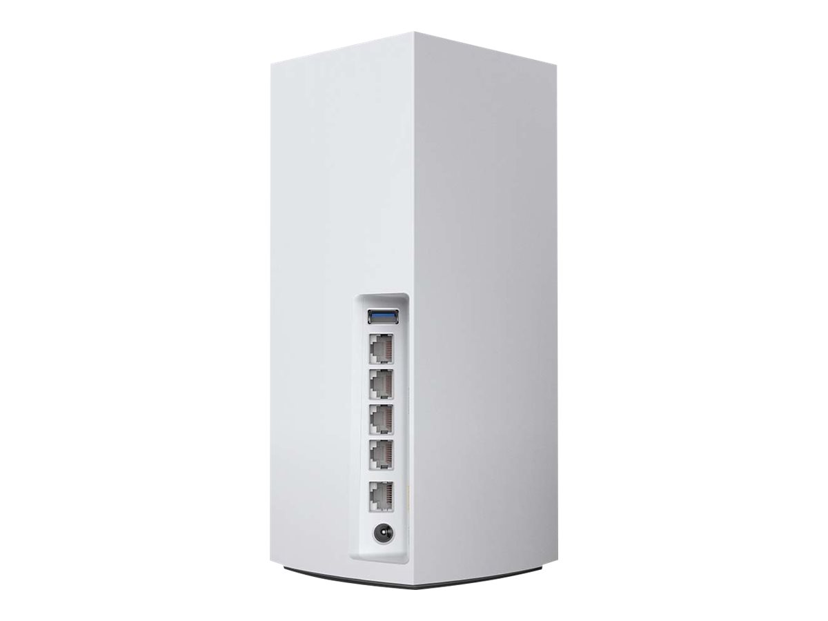Linksys VELOP Whole Home Mesh Wi-Fi System MX5300 - wireless router - 802.11a/b/g/n/ac/ax - desktop