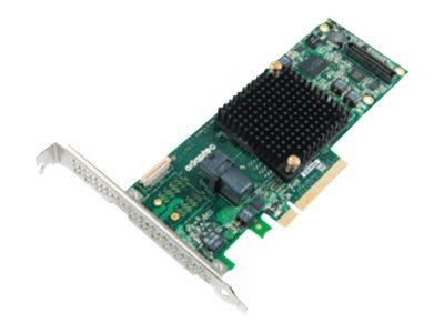 Microchip Adaptec 8405 - storage controller (RAID) - SATA 6Gb/s / SAS 12Gb/s - PCIe 3.0 x8