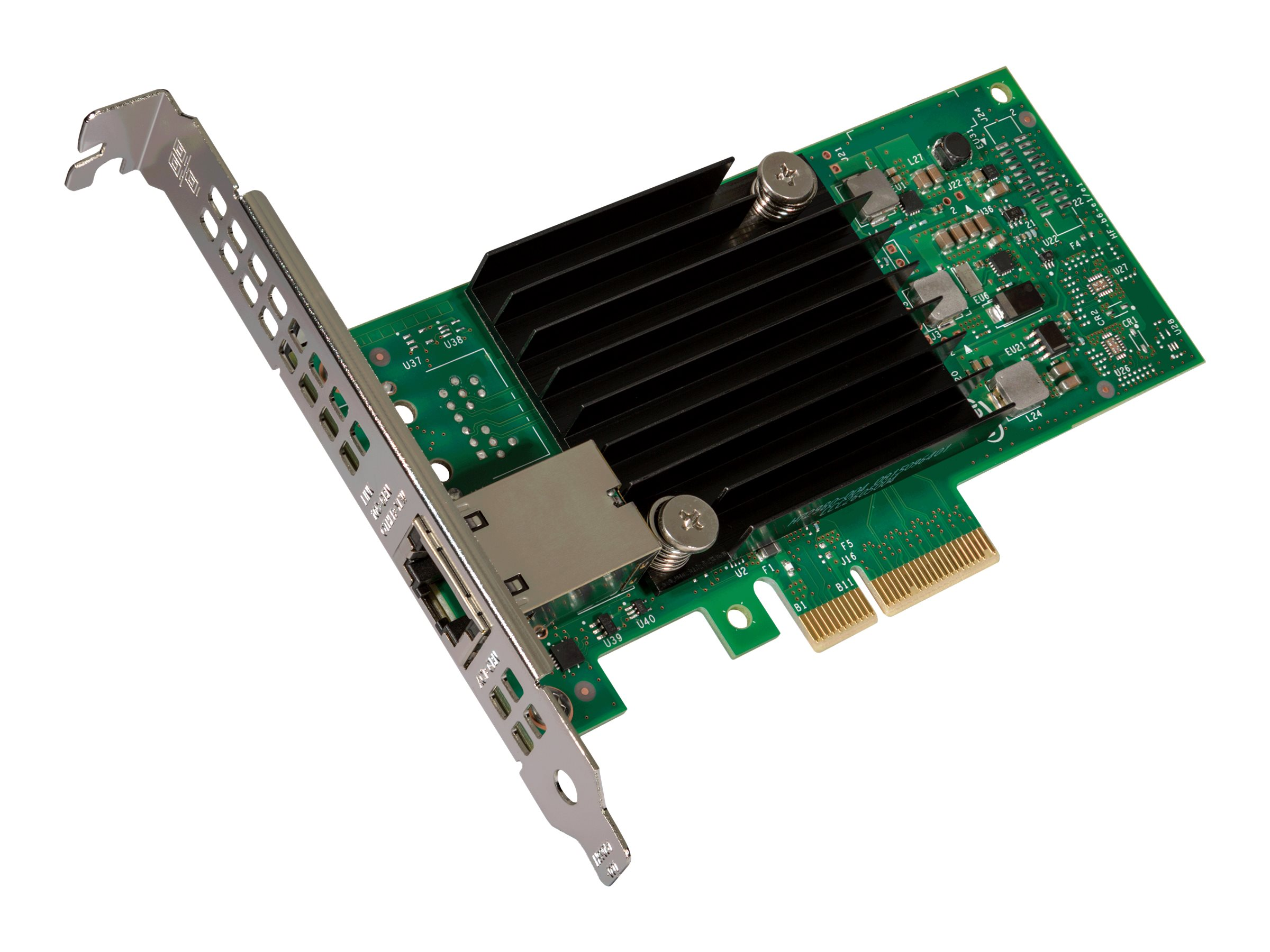 Intel Ethernet Converged Network Adapter X550-T1 - network adapter - PCIe 3.0 - 10Gb Ethernet x 1