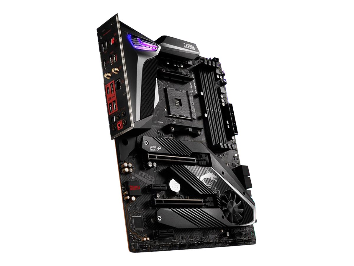 MSI MPG X570 GAMING PRO CARBON WIFI - motherboard - ATX - Socket AM4 - AMD X570
