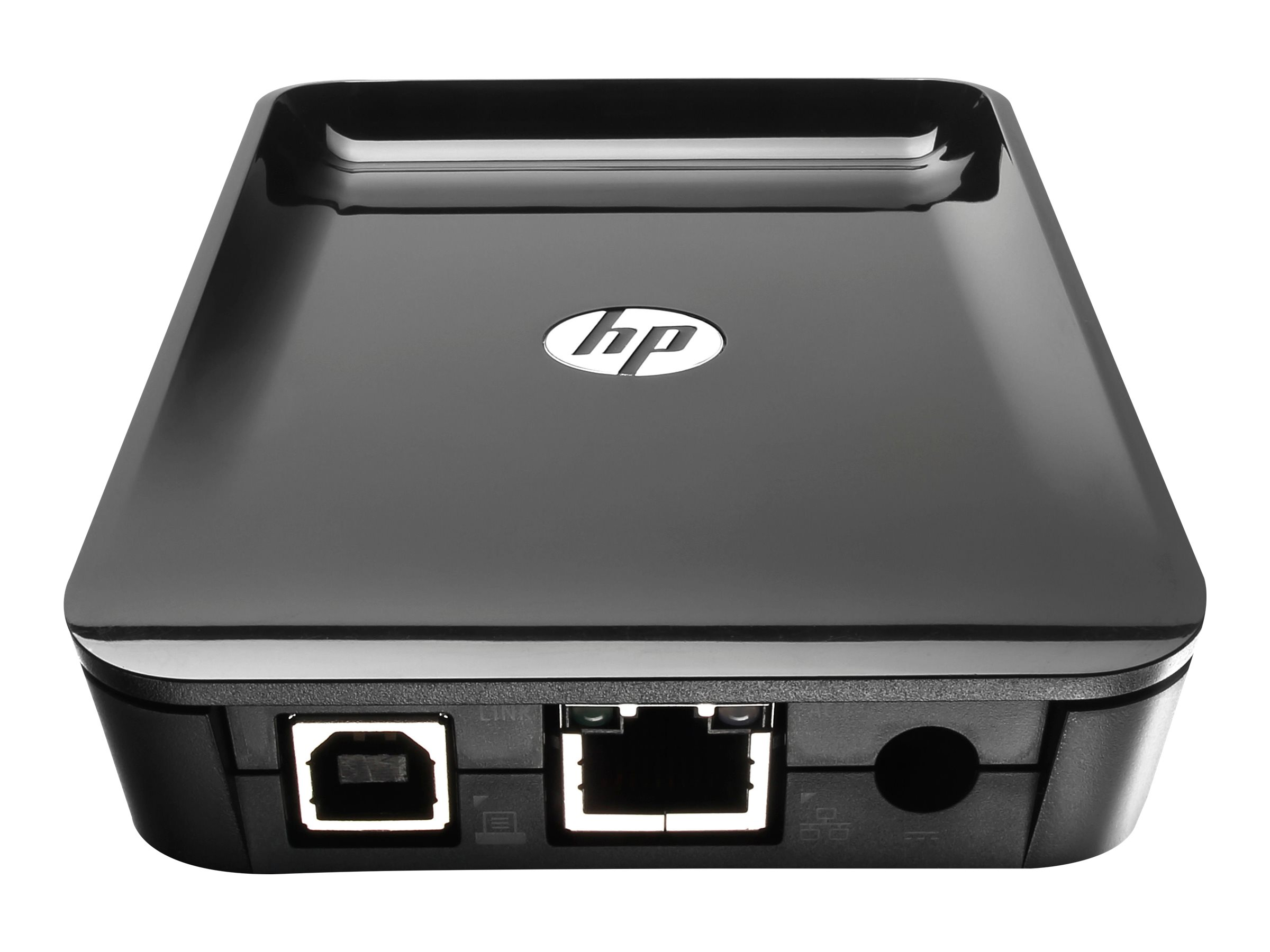 HP JetDirect 2900nw - print server - USB 2.0 - Gigabit Ethernet