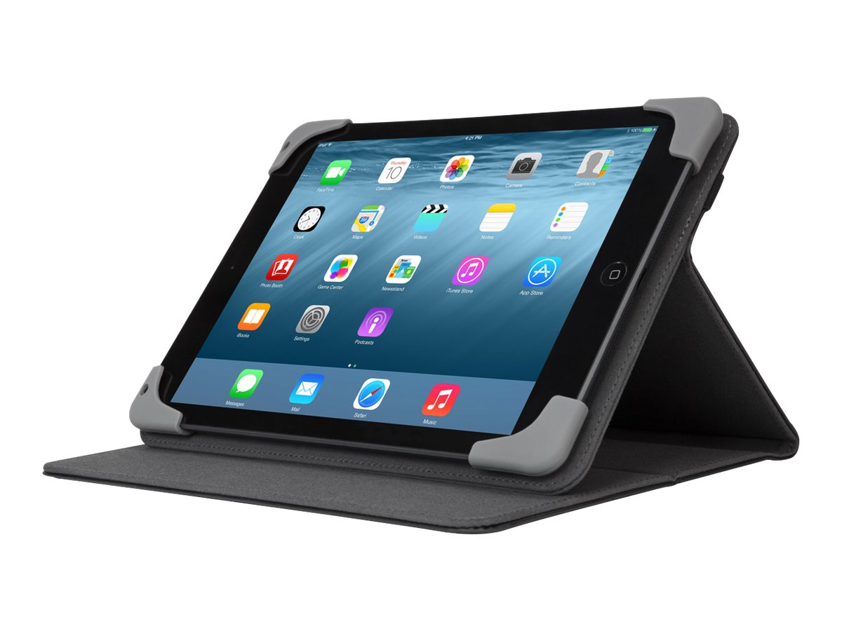 Targus Safe Fit Protective Case for iPad (5th gen./6th gen.), iPad Pro (9.7-inch), iPad Air 2, and iPad Air - flip cover for tablet
