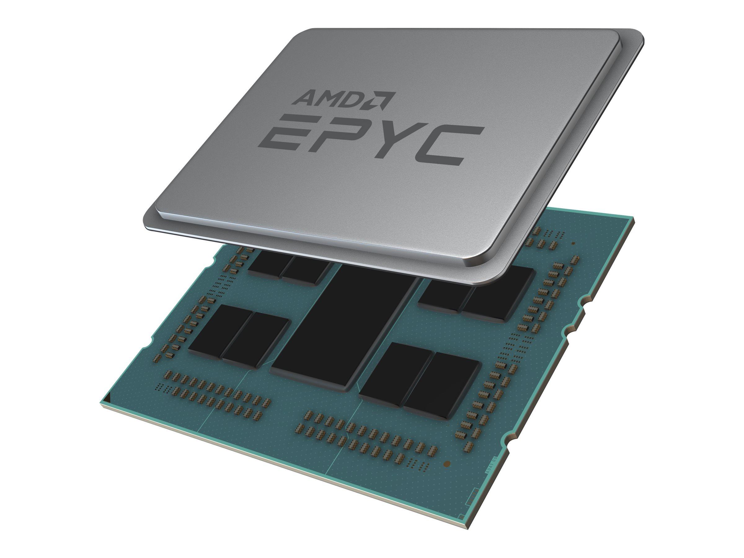 AMD EPYC 7252 / 3.1 GHz processor
