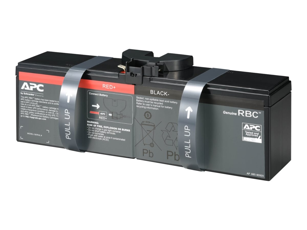 APC Replacement Battery Cartridge #160 - UPS battery - lead acid