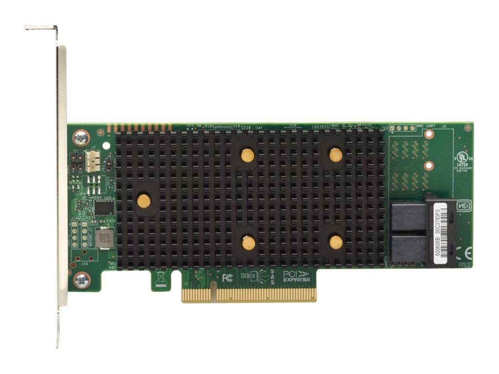 Lenovo ThinkSystem 530-8i - storage controller (RAID) - SATA / SAS 12Gb/s - PCIe 3.0 x8