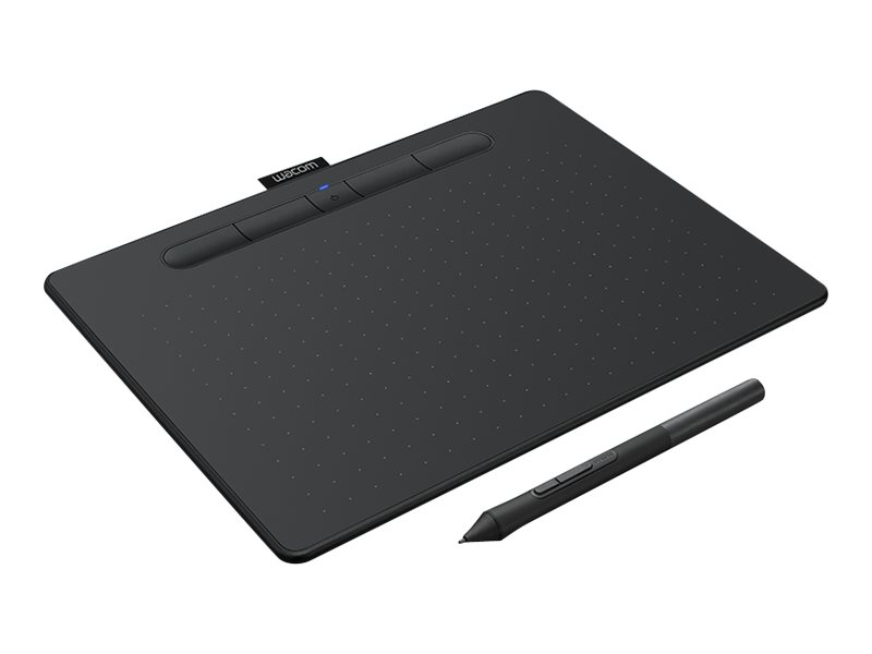 Wacom Intuos Creative Pen Medium - digitizer - USB, Bluetooth - black