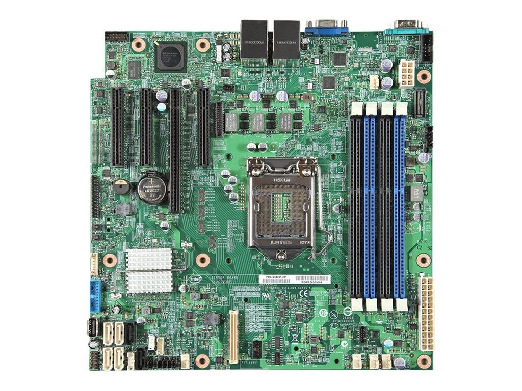 Intel Server Board S1200V3RPL - motherboard - micro ATX - LGA1150 Socket - C226