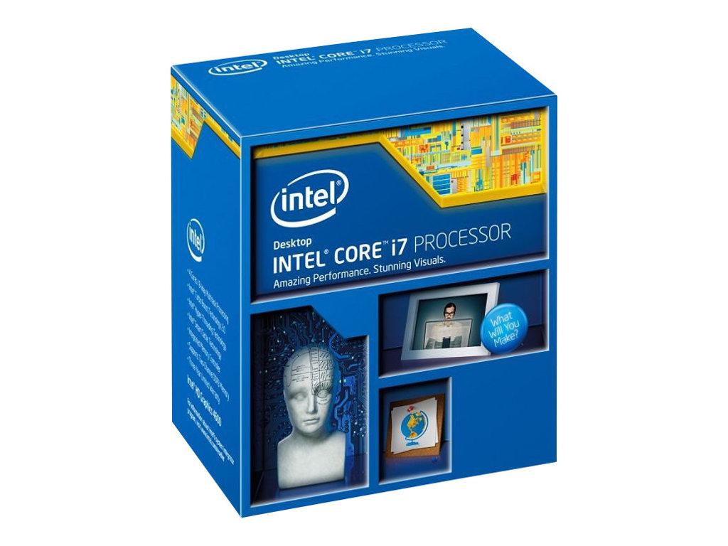 Intel Core i7 4790S / 3.2 GHz processor