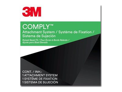 3M Comply Attachment Set - Bezel Type notebook privacy filter