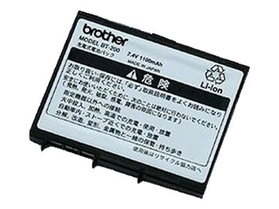 Brother BT-200 - printer battery - Li-Ion