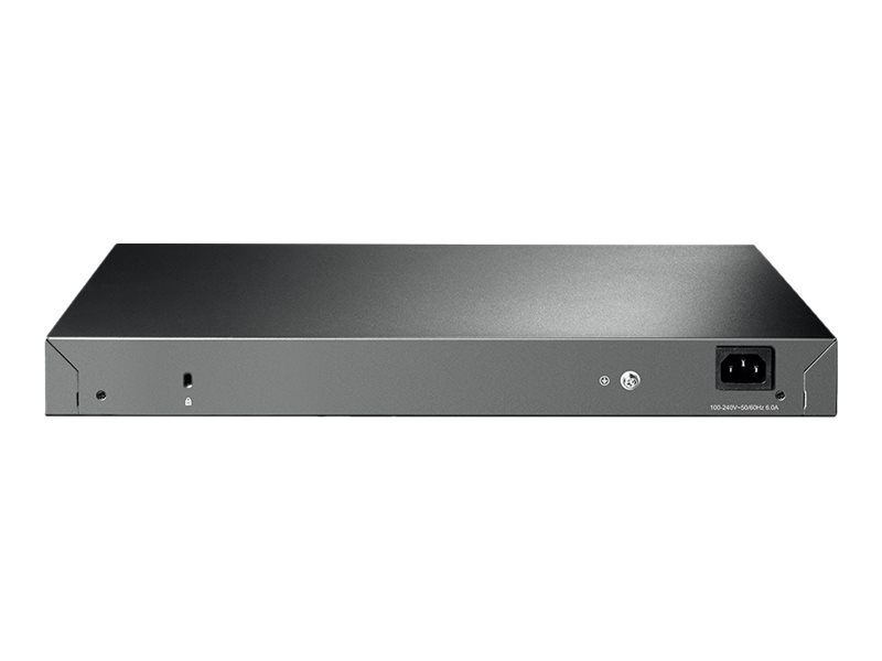 TP-Link JetStream T1600G-52PS - switch - 48 ports - smart - rack-mountable