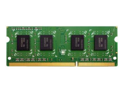 QNAP - DDR3L - module - 4 GB - SO-DIMM 204-pin - 1600 MHz / PC3L-12800 - unbuffered