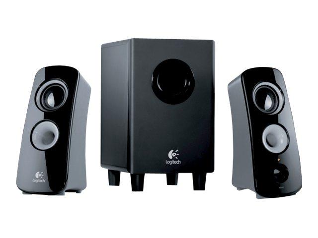 Logitech Z-323 - speaker system - for PC