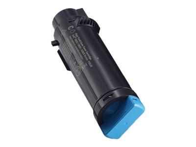 Dell - Extra High Yield - cyan - original - toner cartridge