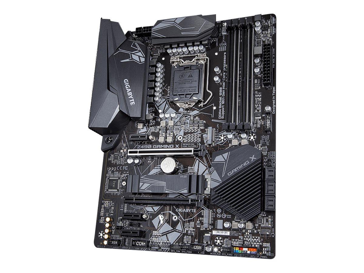 Gigabyte Z490 GAMING X - 1.0 - motherboard - ATX - LGA1200 Socket - Z490