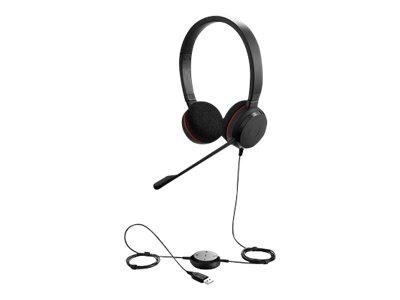 Jabra Evolve 20 MS stereo - headset...