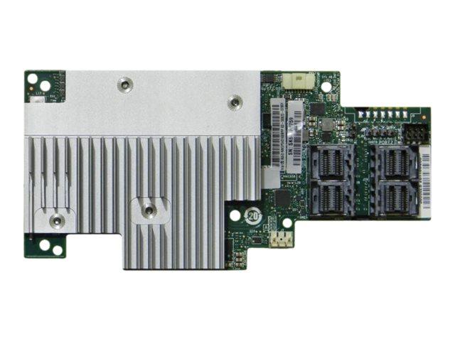 Intel RAID Controller RMSP3AD160F - storage controller (RAID) - SATA 6Gb/s / SAS 12Gb/s / PCIe - PCIe 3.0 x8