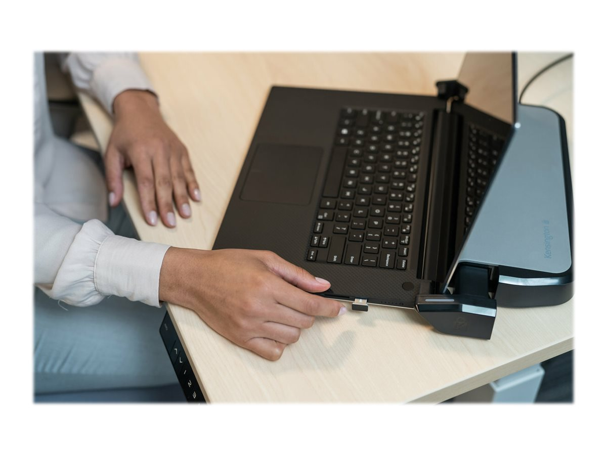 Kensington VeriMark IT Fingerprint Key - FIDO2/WebAuth Windows Hello & Windows Hello for Business - fingerprint reader - USB