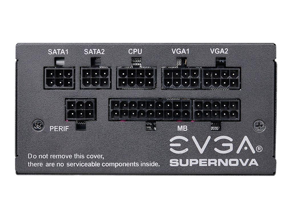 EVGA SuperNOVA 650 GM - power supply - 650 Watt