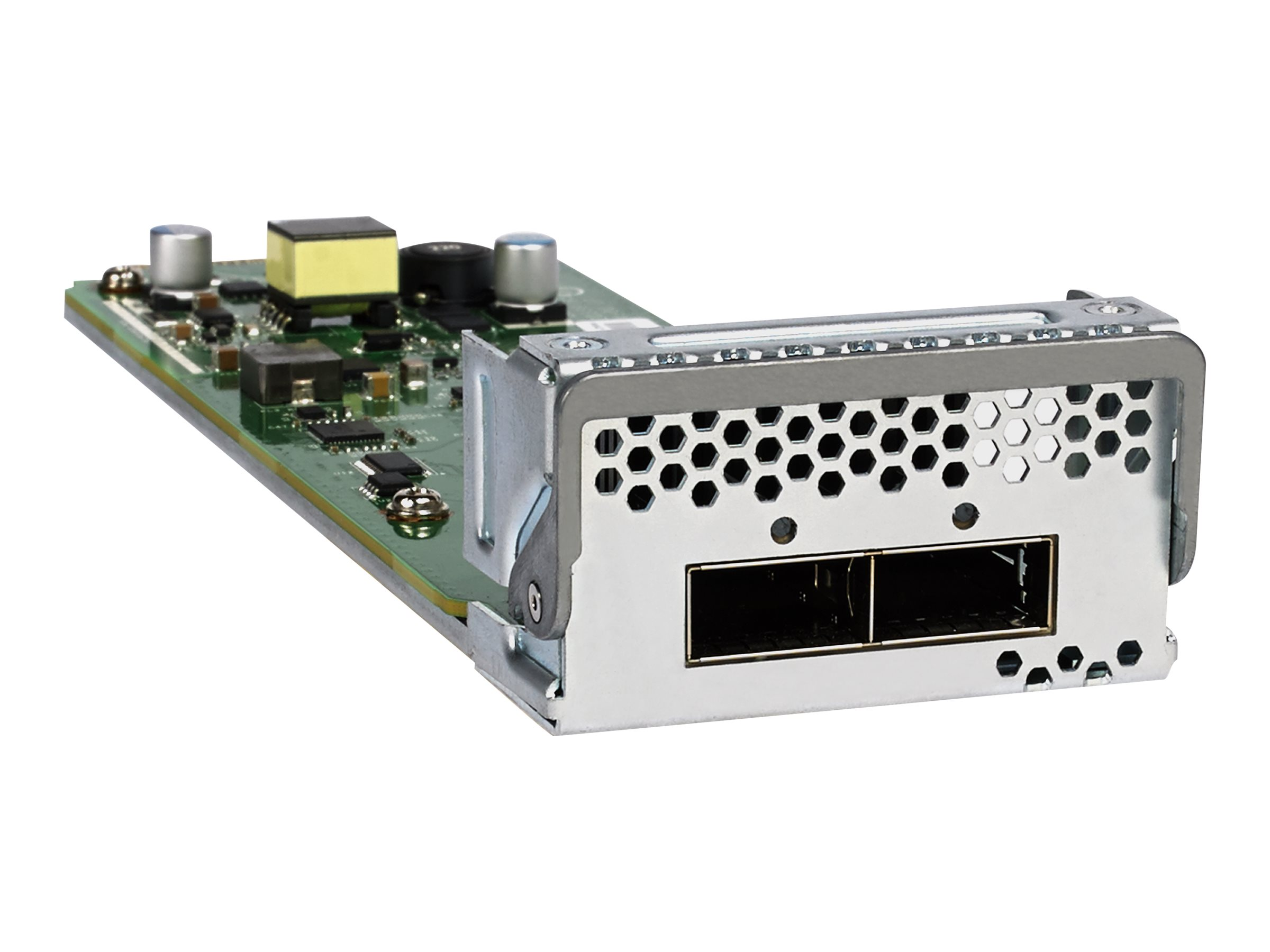 NETGEAR APM402XL - expansion module - 40 Gigabit QSFP+ x 2
