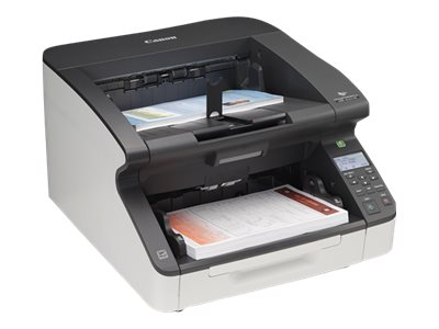 Canon imageFORMULA DR-G2110 - document scanner - desktop - Gigabit LAN, USB 3.1