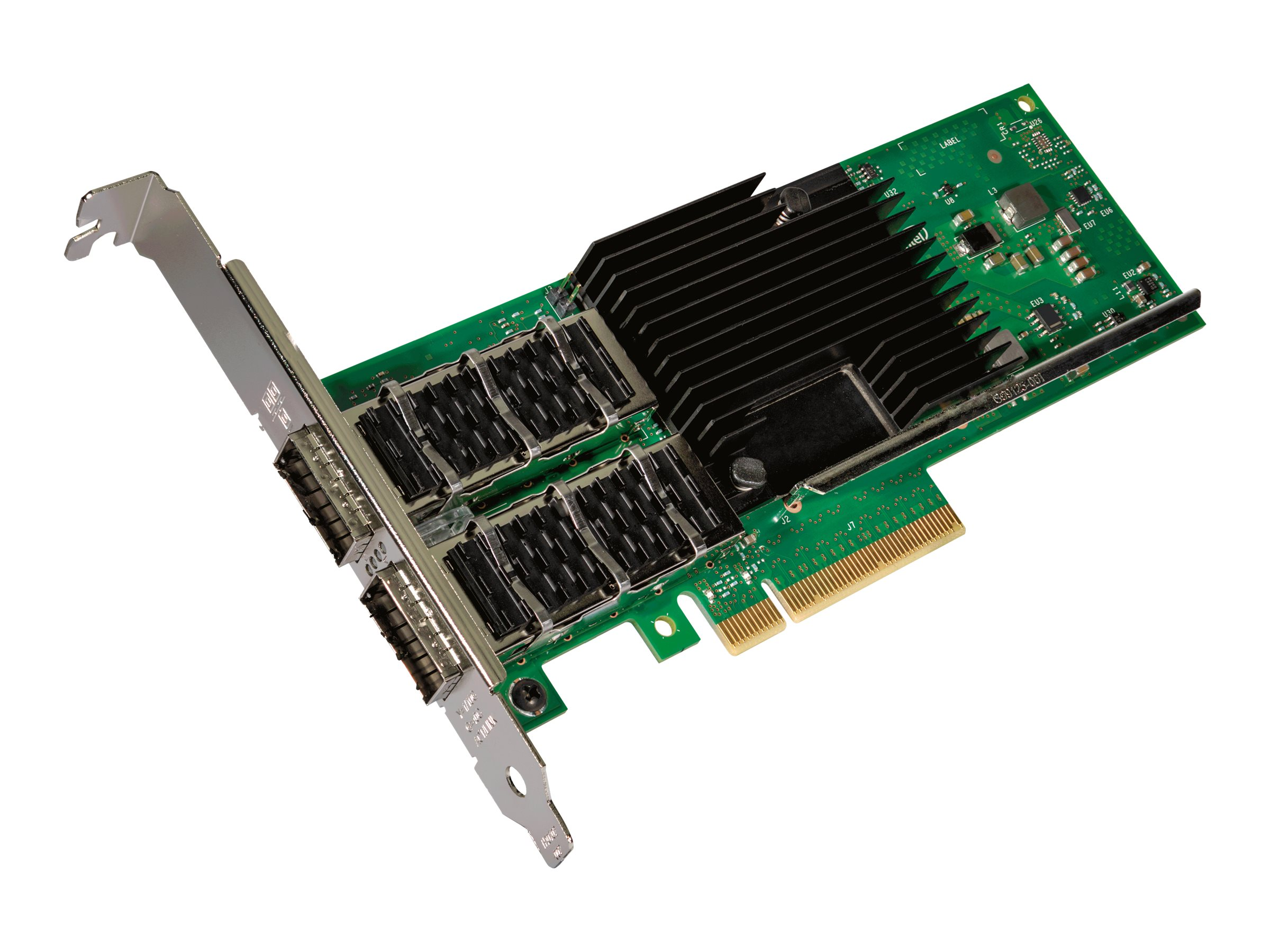 Intel Ethernet Converged Network Adapter XL710-QDA2 - network adapter - PCIe 3.0 x8 - 40 Gigabit QSFP+ x 2