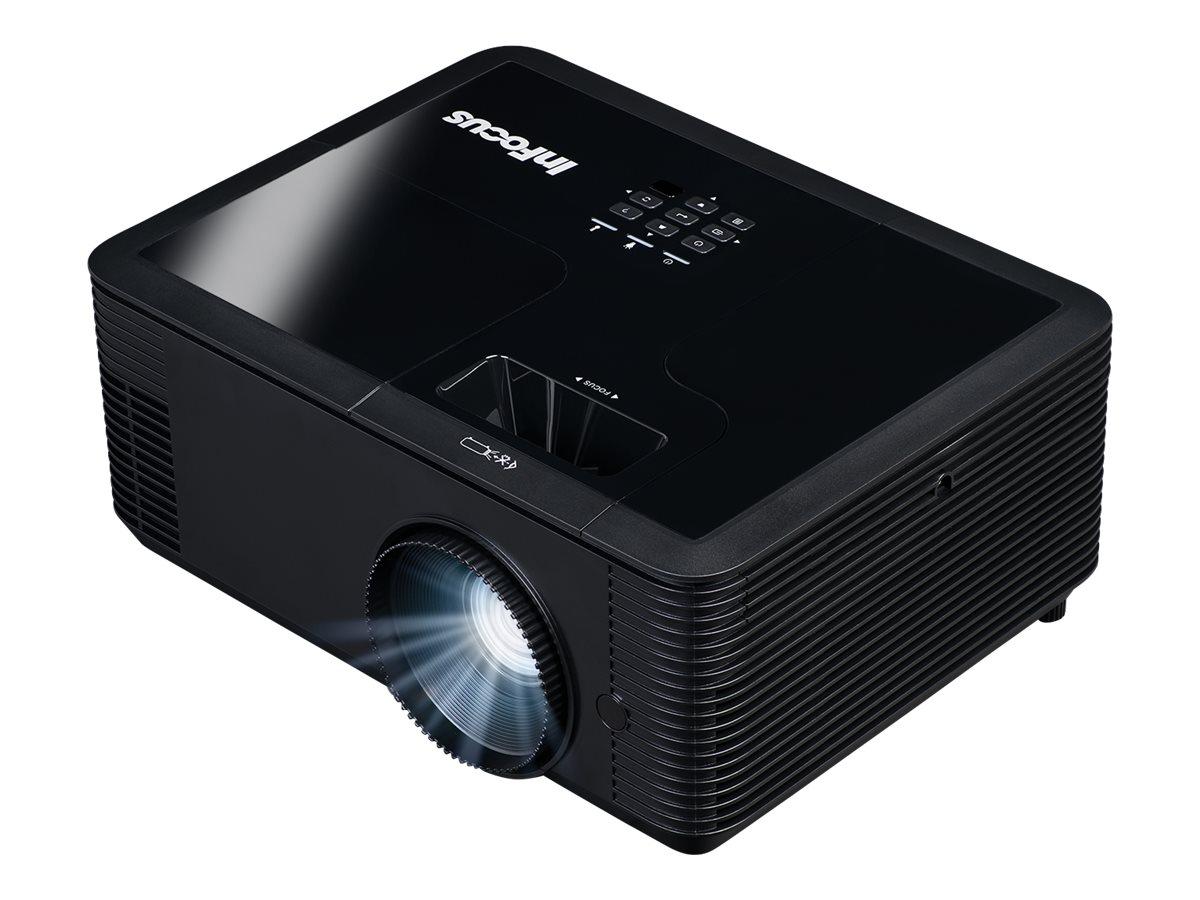InFocus IN2136 - DLP projector - 3D