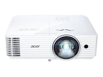 Acer S1286Hn - DLP projector - short-throw - 3D - LAN
