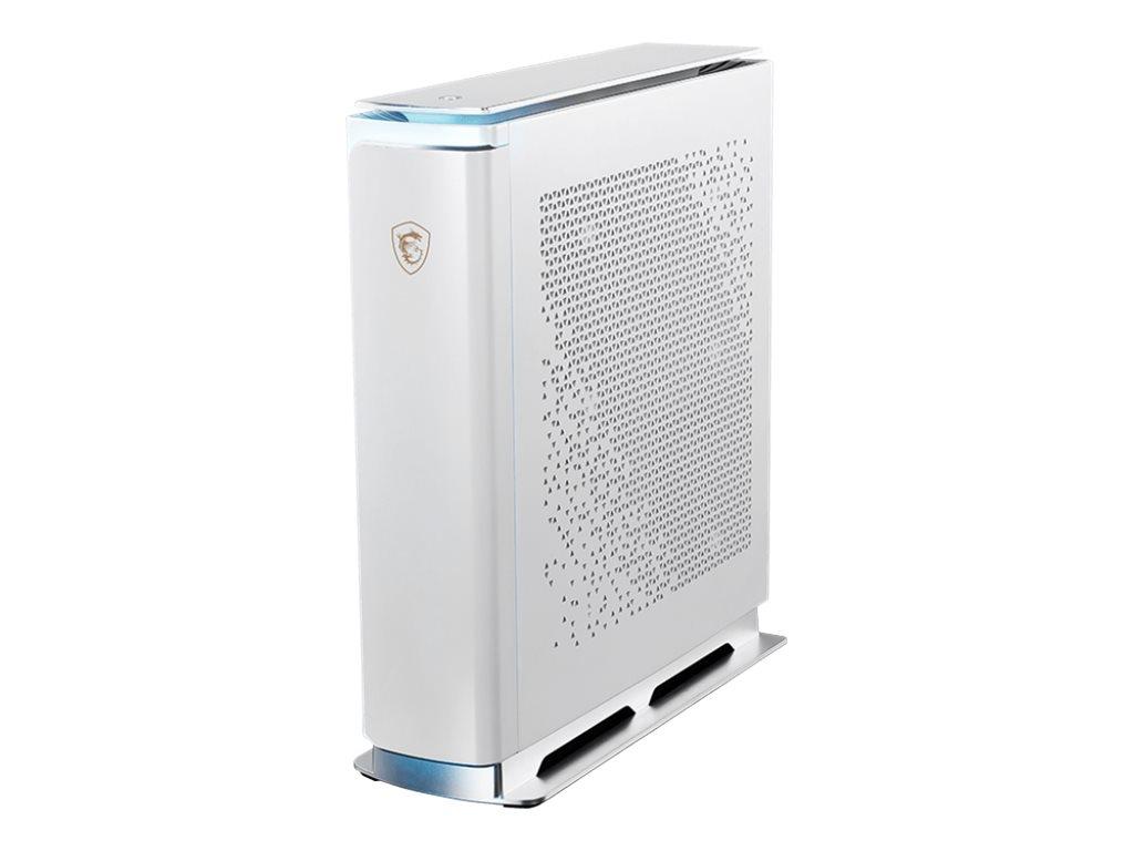 MSI Creator P100X 10TE 486US - compact desktop - Core i7 10700K 3.8 GHz - 32 GB - SSD 1 TB, HDD 2 TB
