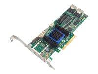 Microchip Adaptec RAID 6805 - storage controller (RAID) - SATA 6Gb/s / SAS 6Gb/s - PCIe x8