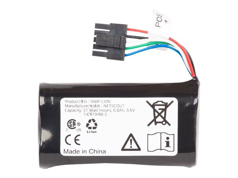 NetAlly - network tester battery - Li-Ion