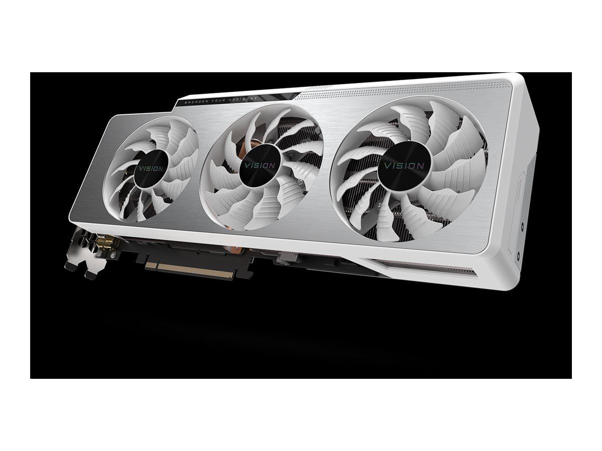 Gigabyte GeForce RTX 3090 VISION OC 24G - graphics card - GF RTX 3090 - 24 GB