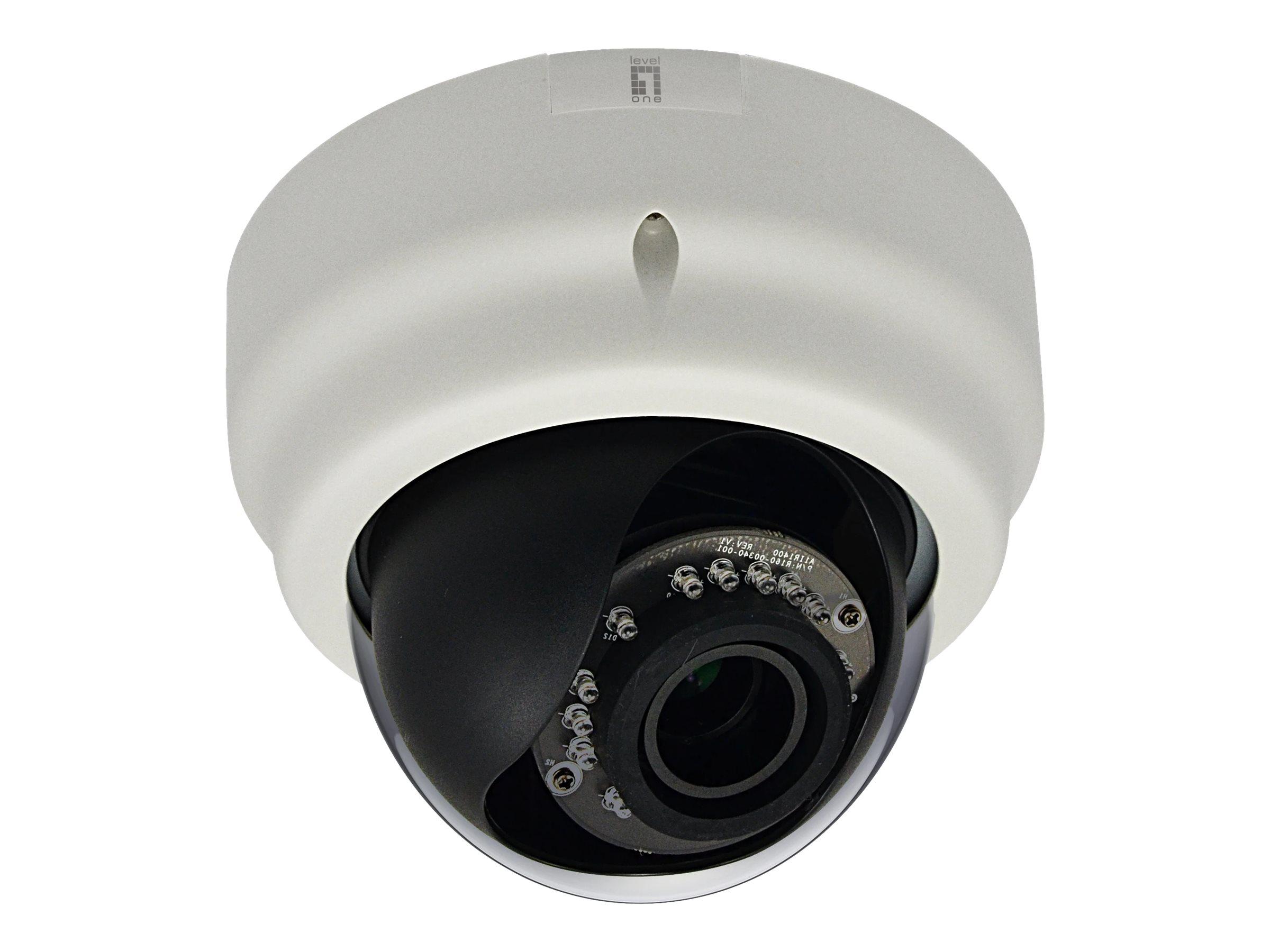 LevelOne FCS-3064 - network surveillance camera - dome