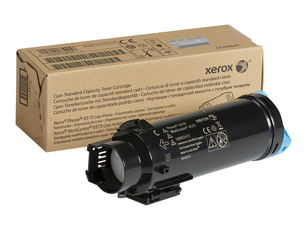 Xerox WorkCentre 6515 - cyan - original - toner cartridge