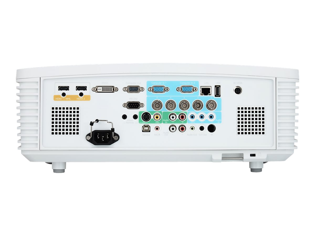 ViewSonic PRO9510L - DLP projector - zoom lens