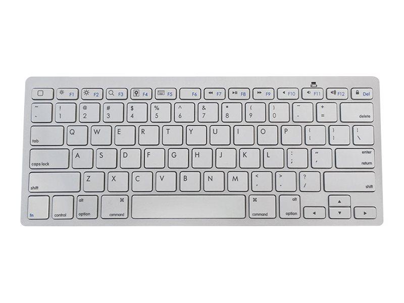 Premiertek Slim - keyboard - silver