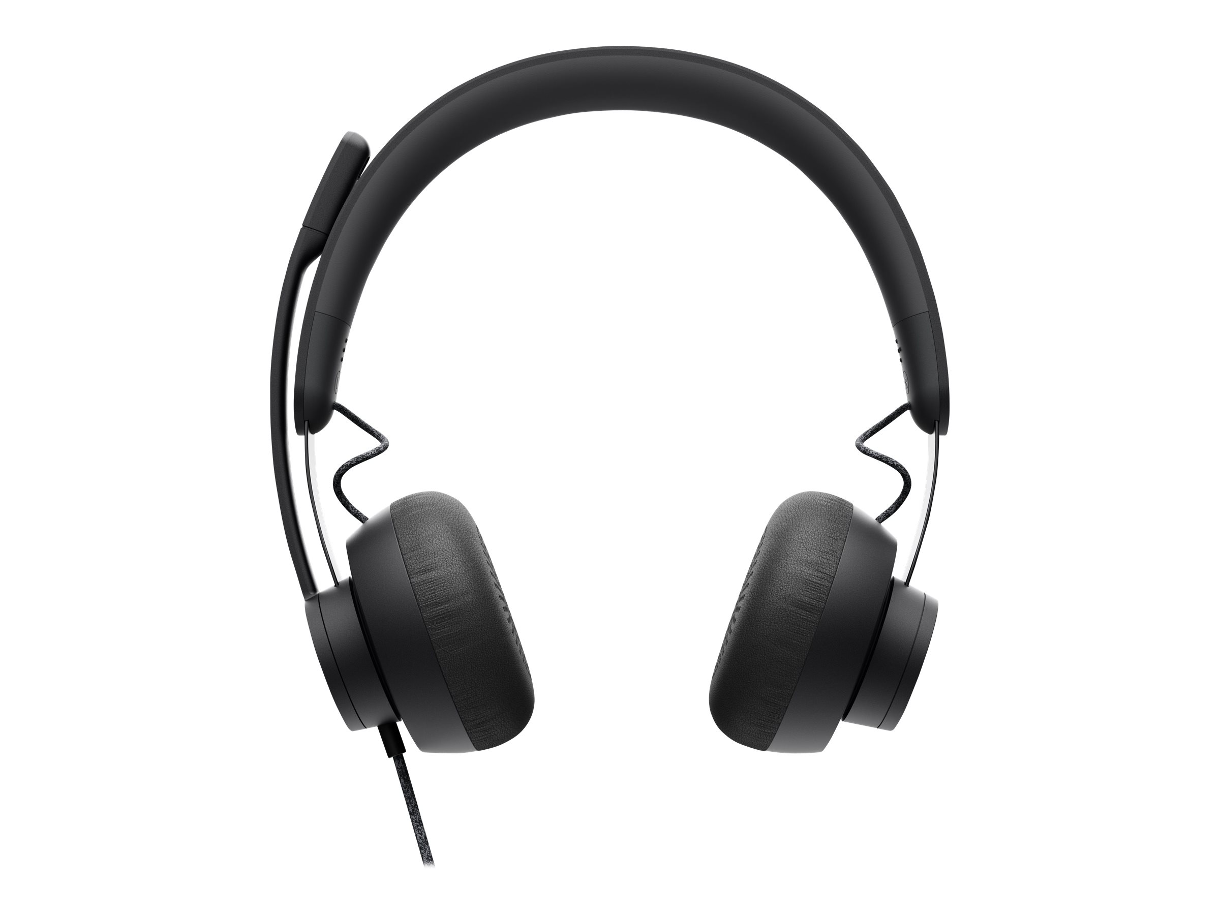 Logitech Zone Wired Noise Cancelling Headset - for Microsoft Teams - headset