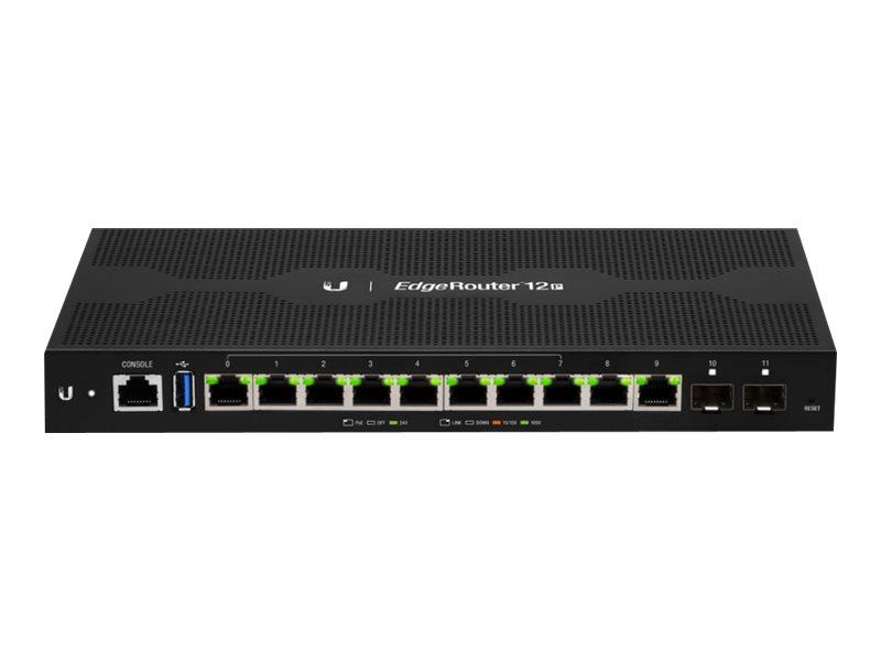 Ubiquiti EdgeRouter 12P - router - desktop