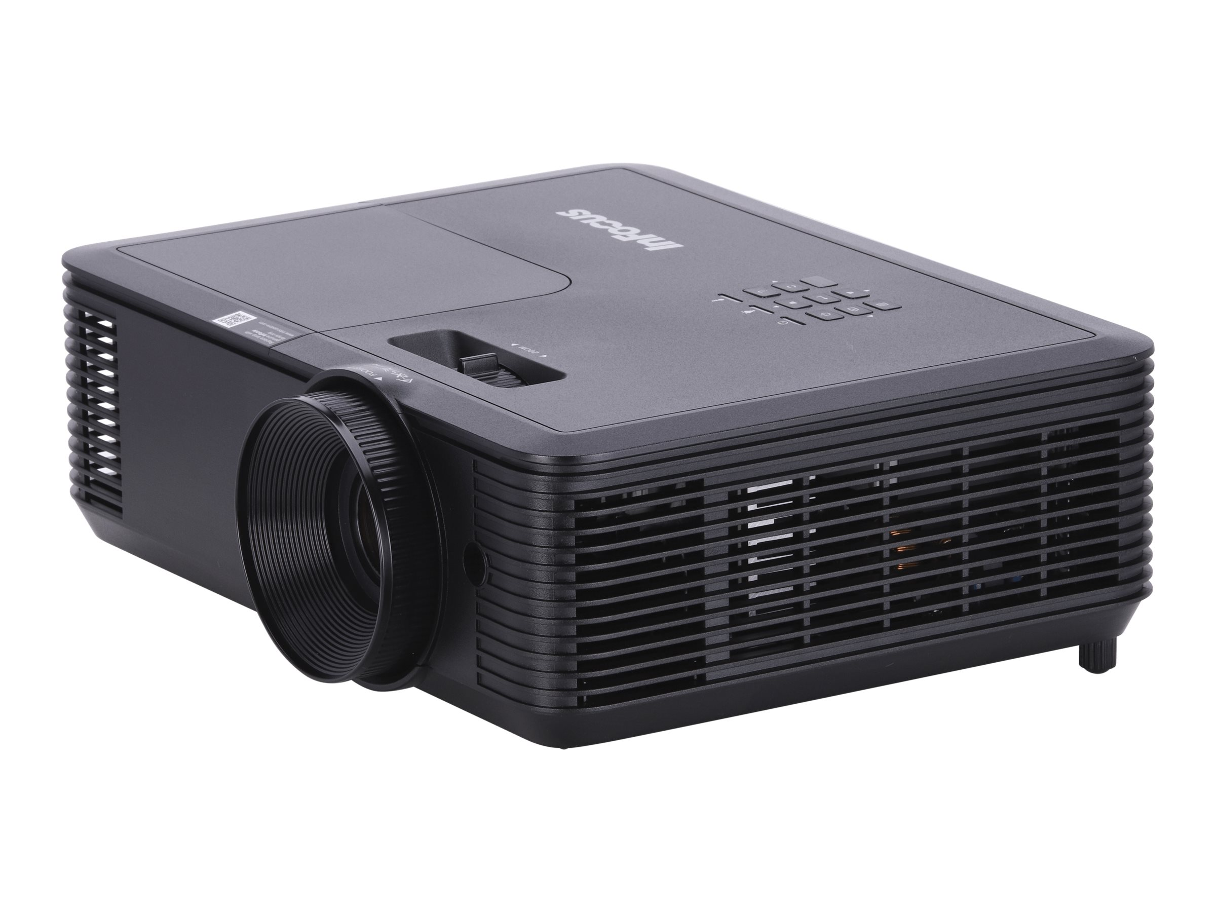 InFocus Genesis IN119AA - DLP projector - standard lens - portable - 3D